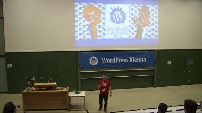 Opening Remarks WordCamp Vienna 2019