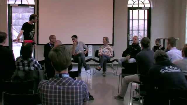 Panel discussion: Branschen och kunderna