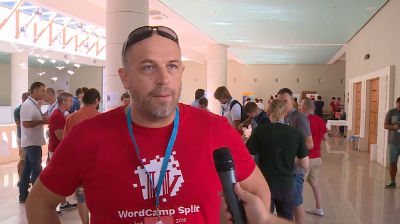Goran Šerić (organizer) - Interview