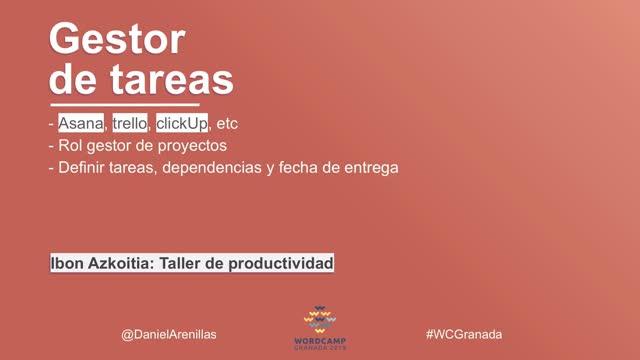 Daniel Arenillas: Trabajar con WordPress en local y de forma colaborativa con tus compañeros es posible