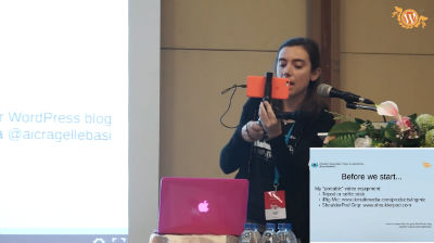 Isabelle Garcia: Learn How to Create Video With a Smartphone For Your WordPress Blog