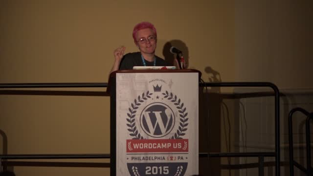 Andrea Rennick: WordPress - Changing Lives