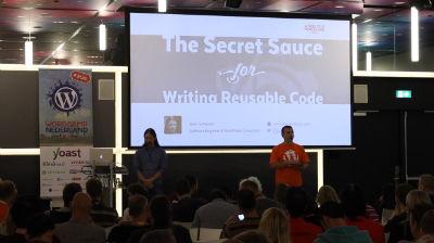 Alain Schlesser: The Secret Sauce For Writing Reusable Code