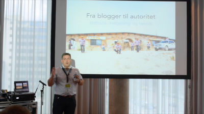 René Frederiksen: From blogger to authority – content, earnings, and technique
