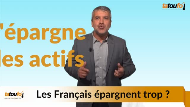 806915362 dvd.original [Vidéo Finance] Les Français Epargnent Trop ?