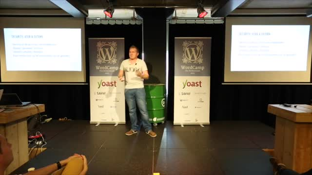 Brecht Ryckaert: WordPress Security - Battening Down the Hatches