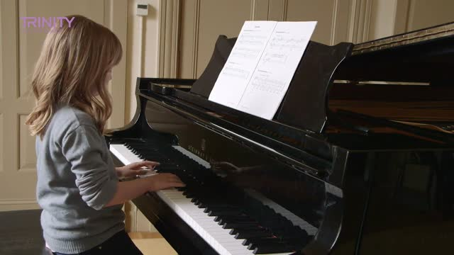 Trinity's piano technical work – developing the all-round