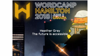 Heather Gray: The future is accessible