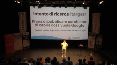 Marco Salvo: Come ottimizzare i tuoi contenuti su WordPress per essere visibile in Google