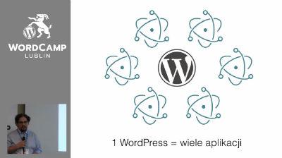 Tomasz Dziuda: Electron + WordPress = ❤