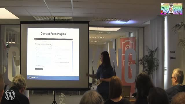 Kayleigh Thorpe: To Infinity and Beyond – Making WordPress Fly with Jetpack