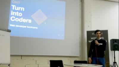 Matteo Giaccone: Creare un sito di successo a zero €