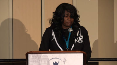 Winstina Hughes: Community Spark - How To Start a Discussion on Community Engagement