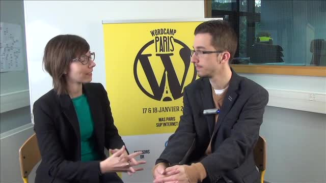 Interview de Aurélien Denis, orateur de l'atelier « Bien débuter la conception d'un thème WP »