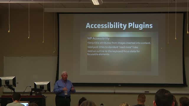 Joseph Karr O'Connor: Cities: Making Accessible WordPress Themes