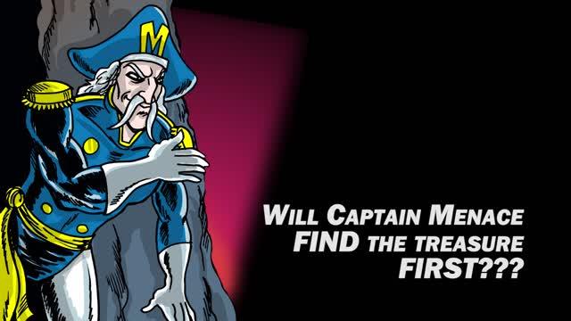 space cop zack the lost treasure of zandor video