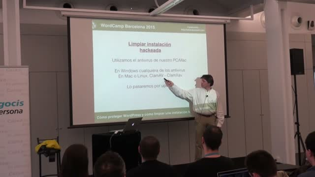 José Conti: Cómo escoger una instalación WordPress