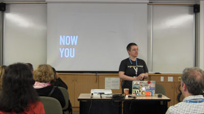 Andrea Rennick: How to Change Lives with Wordpress, Including Your Own