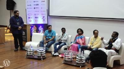 Harshad Mane, Harishanker R, Aditya Kane, Tushar Bhambare, Saurabh Shukla, Shree Gauri Sawant, Dhana: Panel Discussion