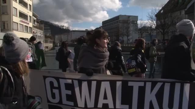 Demo Jagd Abschaffen und Pelzhandel stoppen