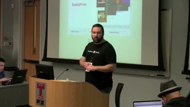 Doug Stewart: Adding a Social 'Stache to WordPress: Buddypress, bbPress and Beyond