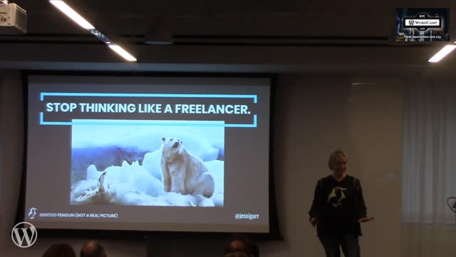 Jessi Gurr: Freelance to Agency - Taking The Leap