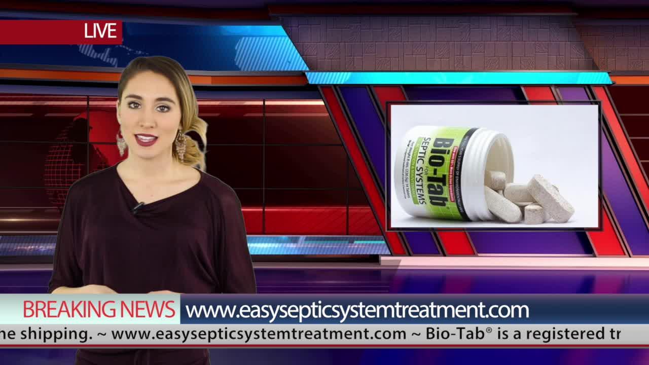 Bio Tab For Septic Systems Best Septic System Treatment