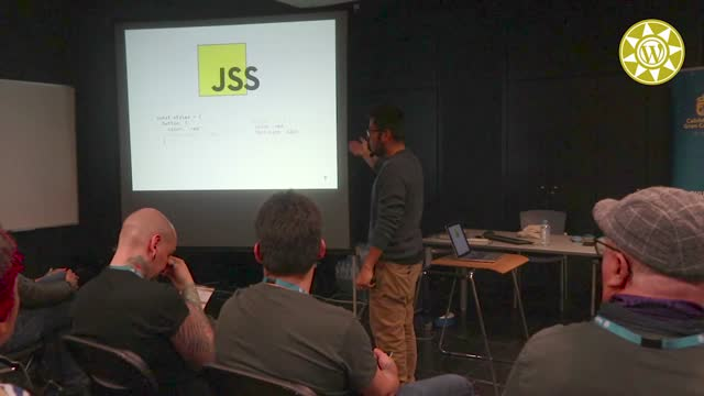 Jepser Bernardino: Styled components ¿Por qué css en javascript?