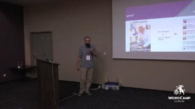 Karol Trybulski: Kompletujemy witrynę na WordPressie. Przegląd technologii