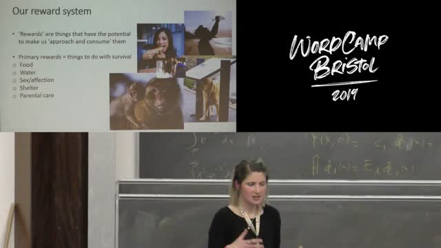 Lizzie Darville: Legacy systems in your head (and why they matter at work)