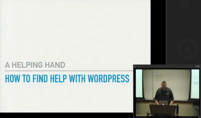 Christopher Tuttle: A Helping Hand - Where Can I Get Help with WordPress