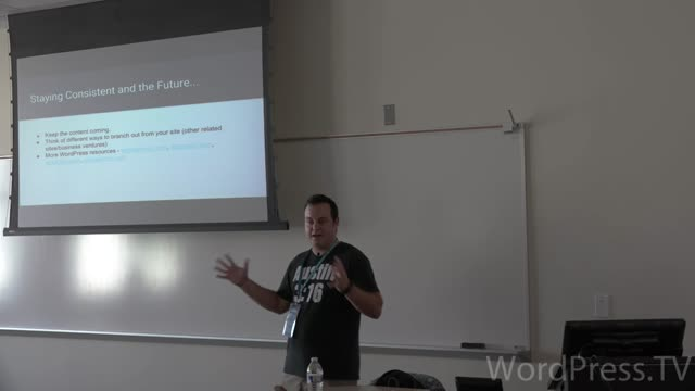 Kyle Laverty: The Small Business Strikes Back - A WordPress Story