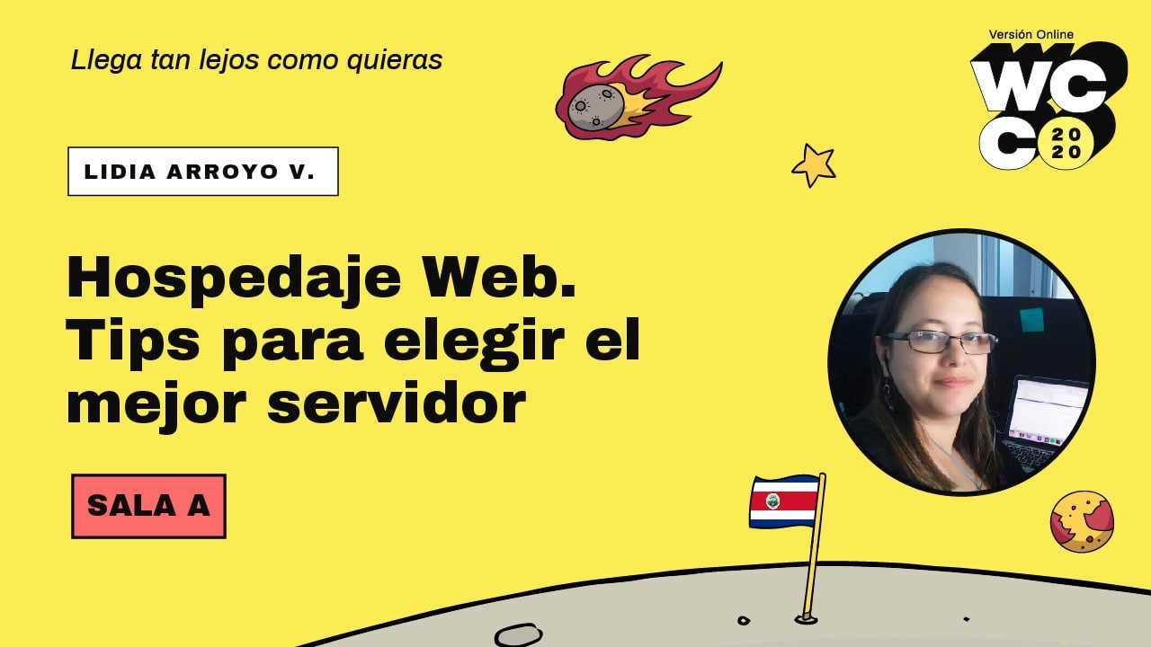 Lidia Arroyo Vargas: Hospedaje Web. Tips para elegir el mejor