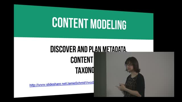 Jamie Schmid: Content Doesn't Grow on Trees – An Introduction to Content Strategy