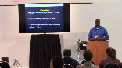 Kyle M. Brown: Support, Customer Experience, and WordPress