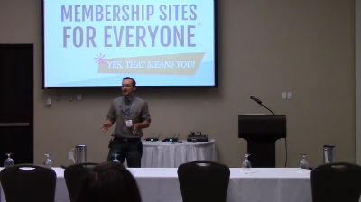 Sean Manion: Membership Sites For Everyone