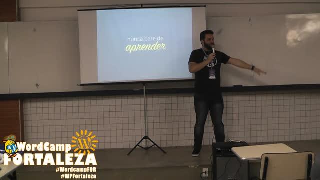 Rafael Funchal: Empregos com WordPress