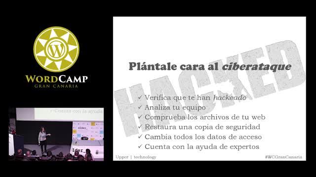 Alicia Sánchez y Paloma Monzón: ¿Qué hacer si se cae tu web?
