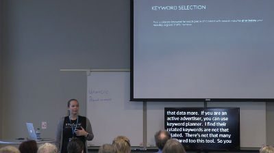 Pam Aungst: Killer Keywords: How to Write Content for Both Humans and Search Engines