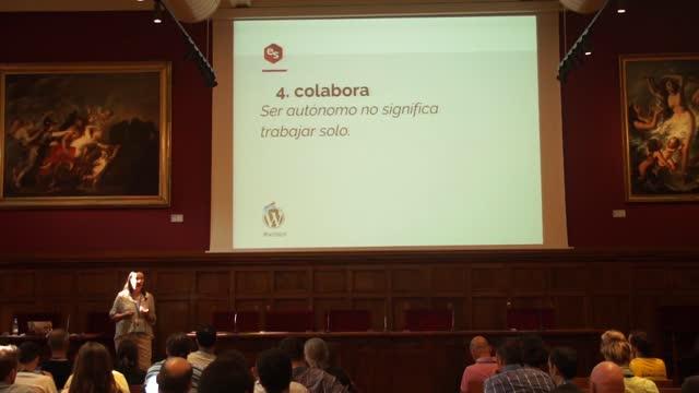 Esther Solà: Sobrevivir como desarrollador web