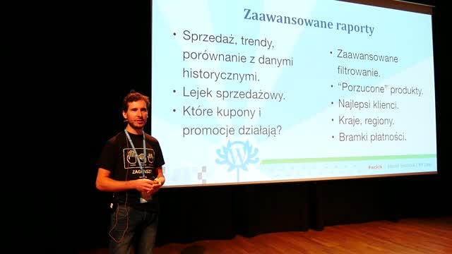 Maciej Swoboda: Czy mozna zbudowac duzy sklep na WooCommerce?