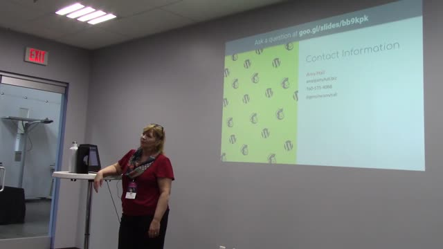 Amy Hall: WordPress and MailChimp go together like Peanut Butter and Bananas