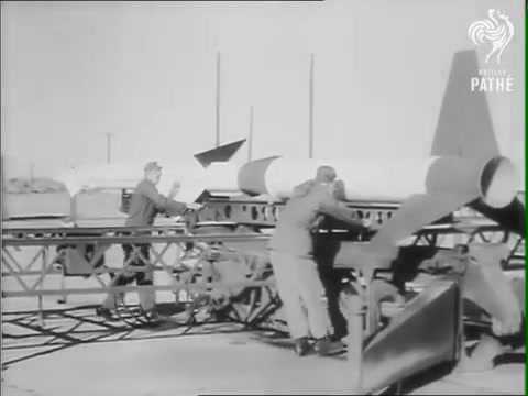 Army Newsreel Nike Missile Launch