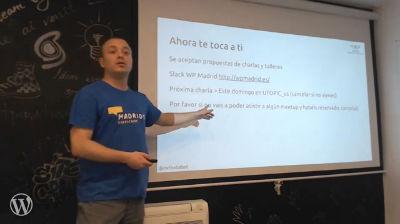 Alvaro Gómez: Cómo administrar 100 instalaciones de WordPress y no morir en el intento