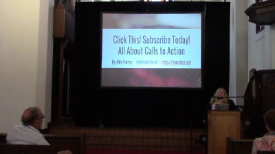 Nile Flores: Click This! Subscribe Today! – All About Calls to Action