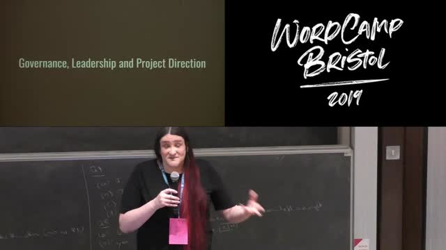 Nicola Heald: What WordPress can learn from how OpenStack communicates