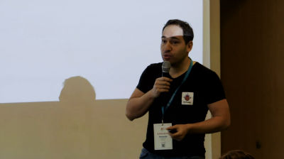 Riccardo Mancinelli: WordPress Gutenberg Development
