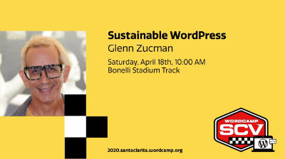 Glenn Zucman: Sustainable WordPress
