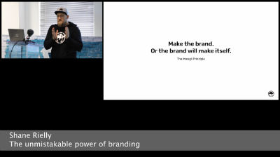 Shane Rielly: The Unmistakable Power Of Branding
