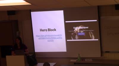 Tessa Kriesel: Building Gutenberg Blocks with Advanced Custom Fields